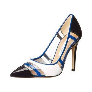 Diane Von Furstenberg Becca Too Dress Pump Heels